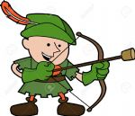 Robin Hood Games - Bingham Leisure Centre - Oct HT 2019 - Thu 31st Oct